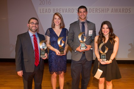 4 under 40 Recipients 2016
