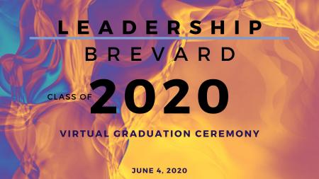 Leadership Brevard 2020 graduation image